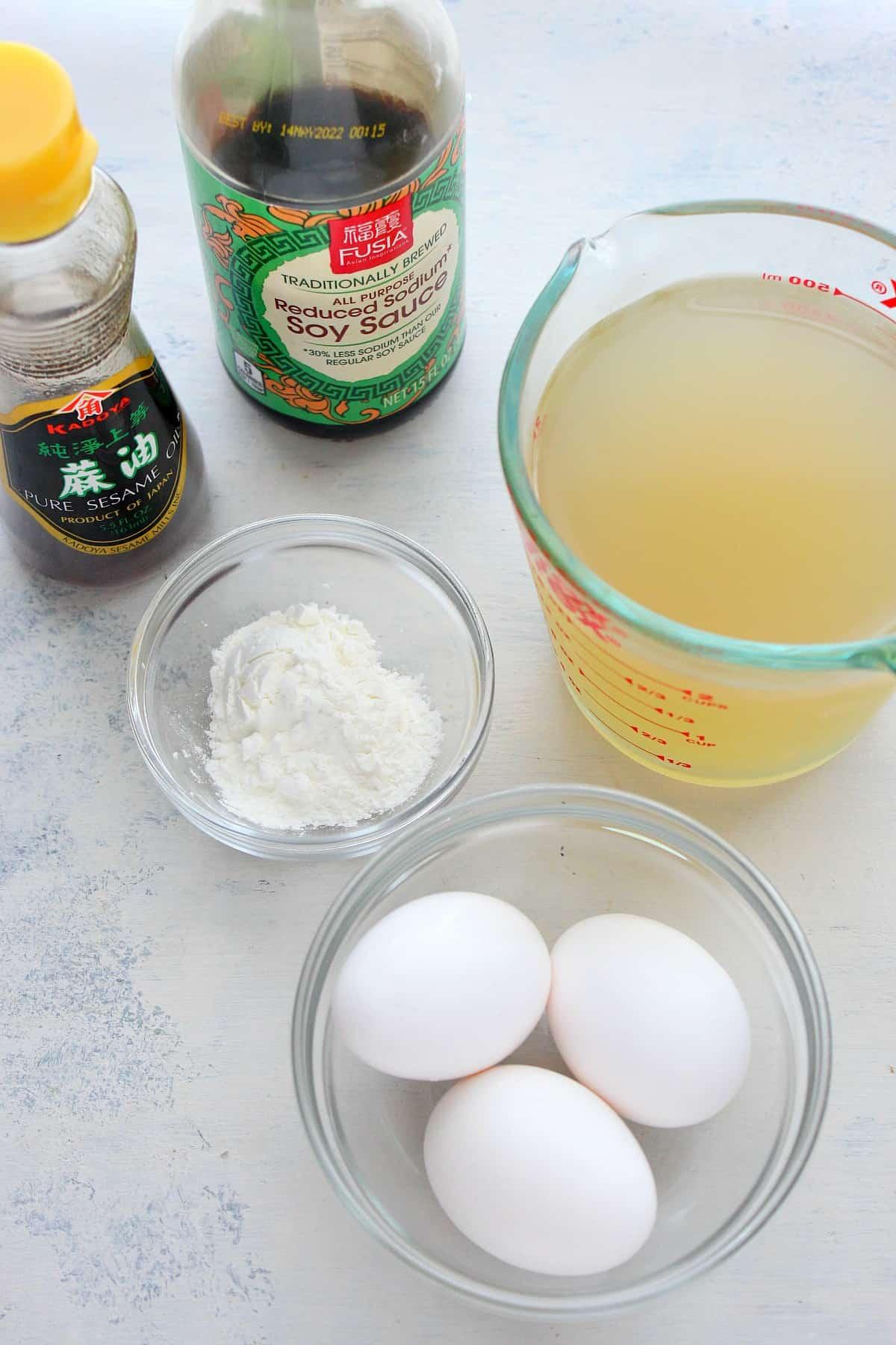 egg drop soup ingredients Egg Drop Soup