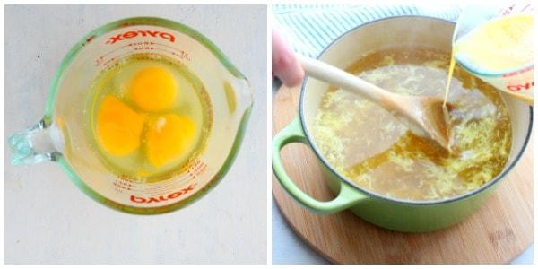 egg drop soup step 2 Egg Drop Soup