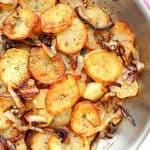 Lyonnaise potatoes A 150x150 Lyonnaise Potatoes