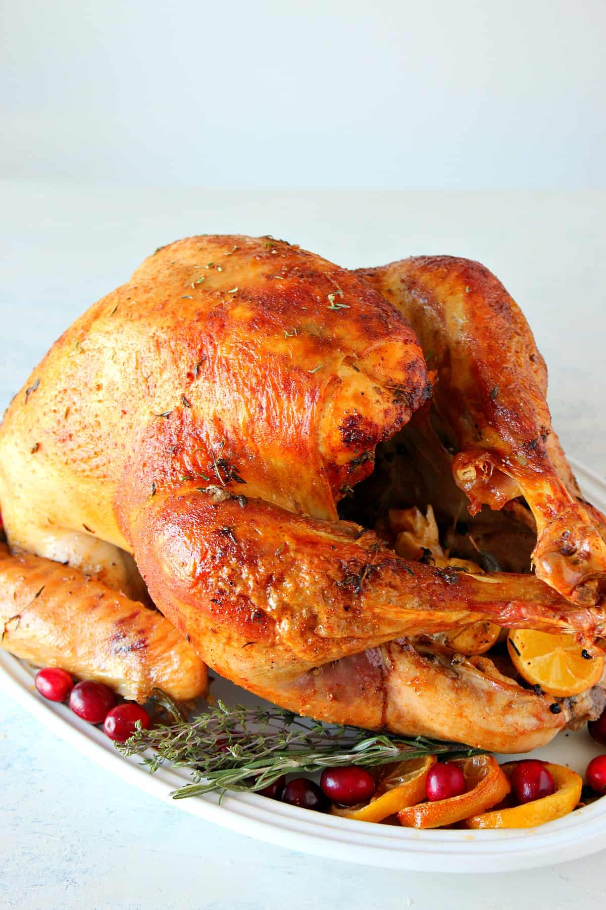 Thanksgiving Turkey Recipe Crunchy Creamy Sweet
