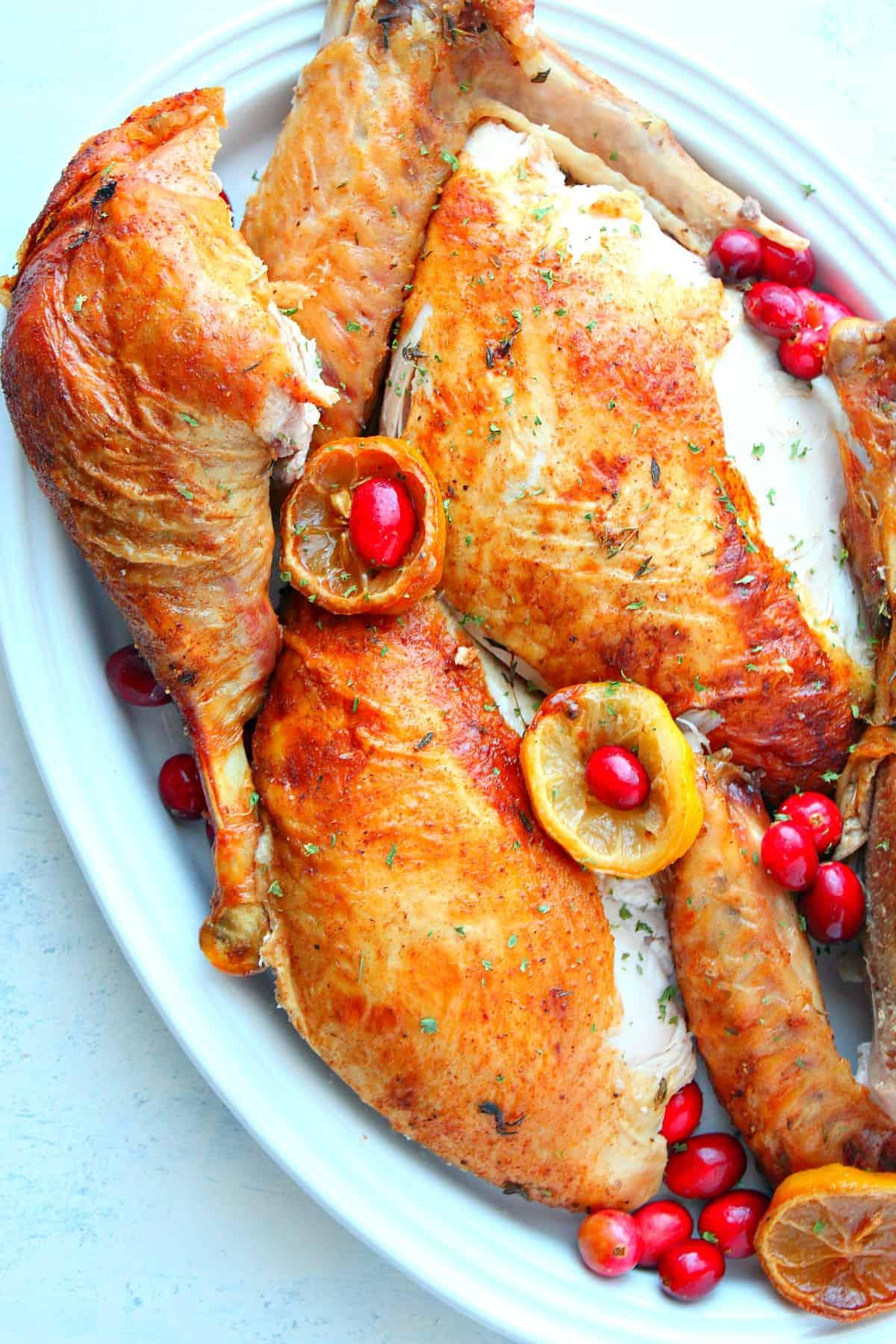 carve turkey B How to Carve a Turkey