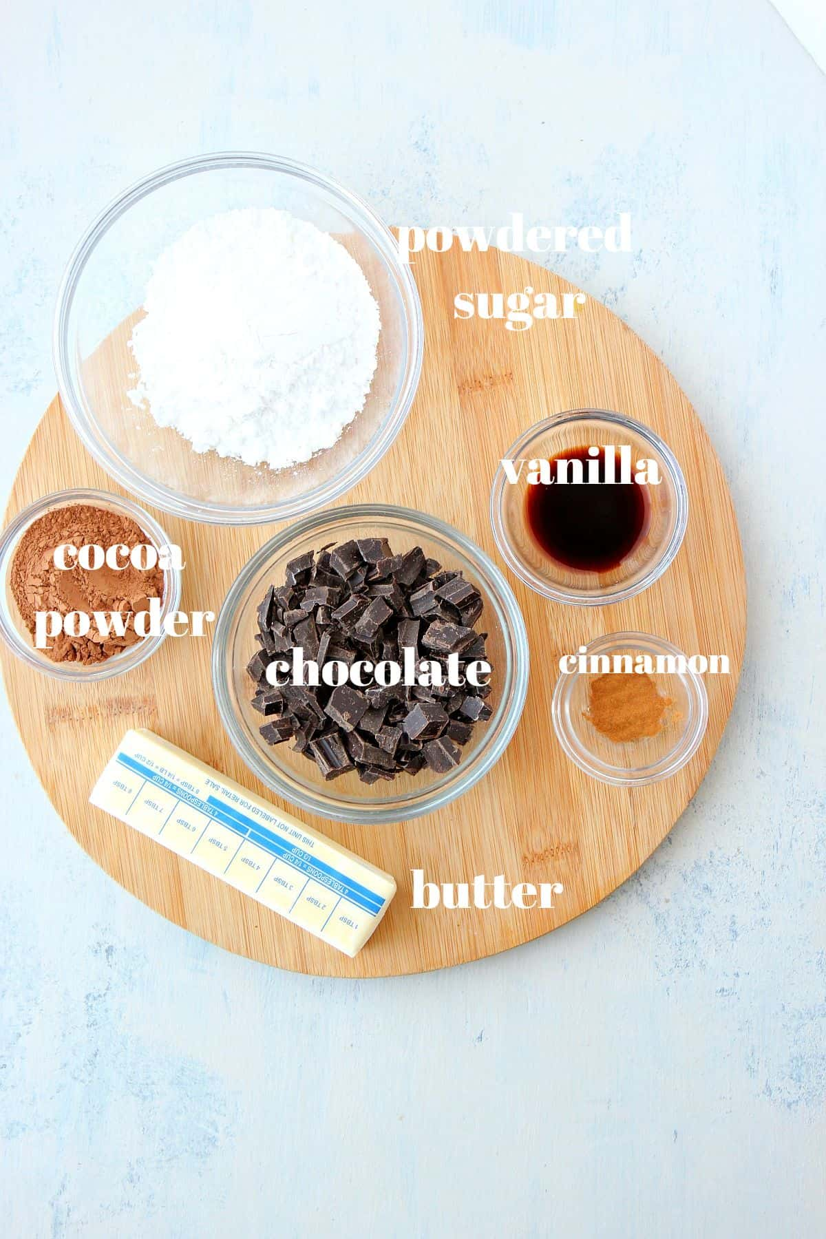chocolate babke filling ingredients 1 Chocolate Babka