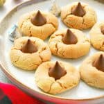 Peanut Butter Blossoms C 150x150 Peanut Butter Blossom Cookies