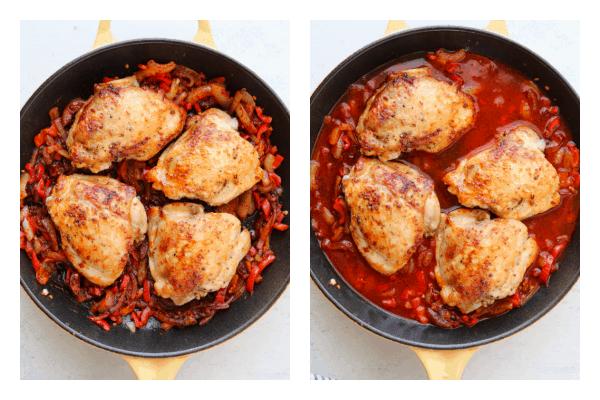 chicken paprikash step 4 Chicken Paprikash