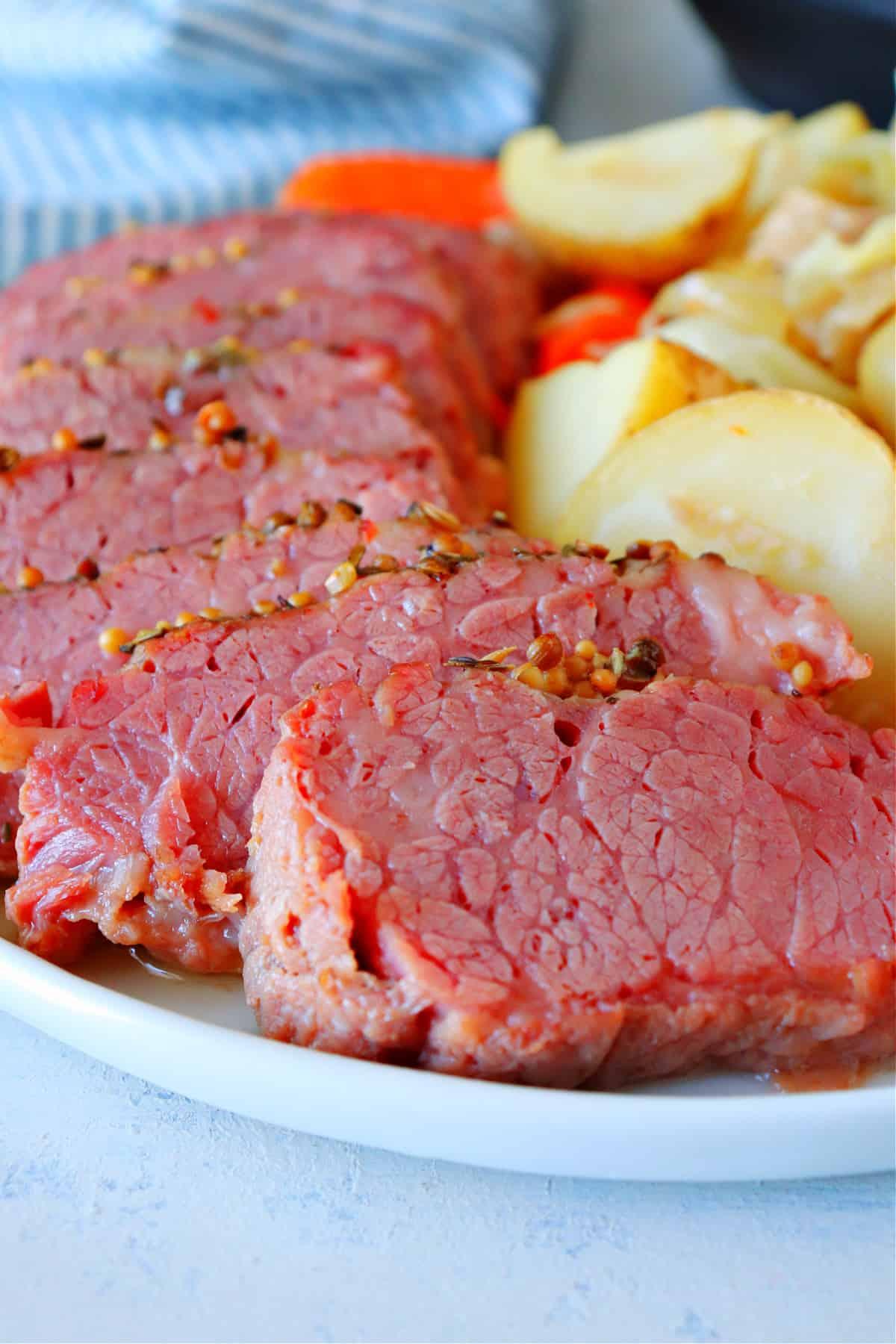 Instant Pot corned beef C Instant Pot Corned Beef