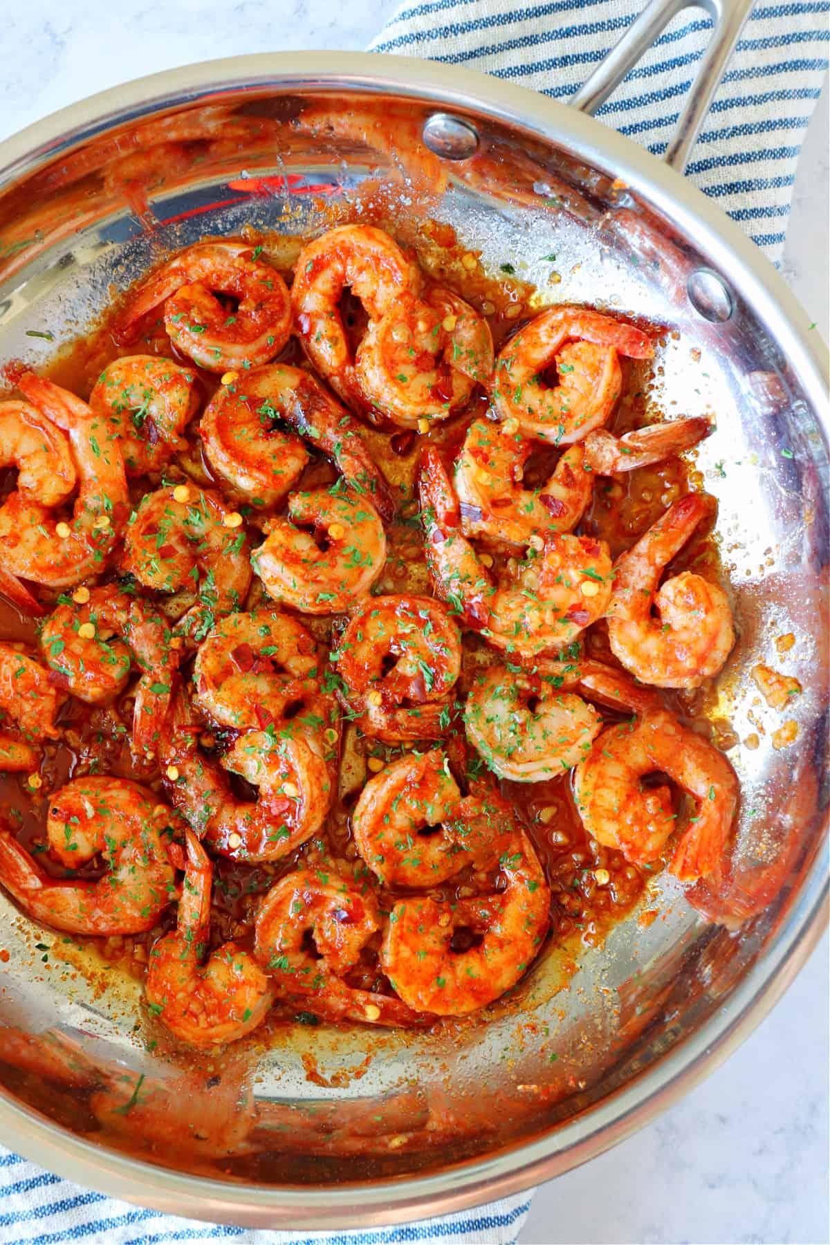cajun shrimp B Cajun Shrimp