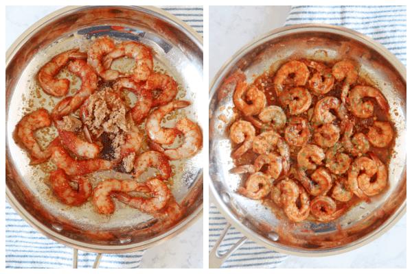 cajun shrimp step 2 Cajun Shrimp