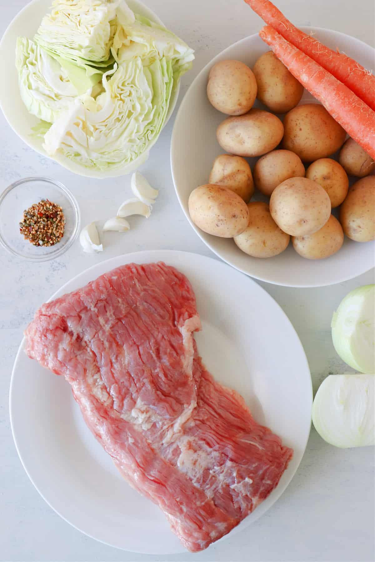 corned beef ingredients Instant Pot Corned Beef