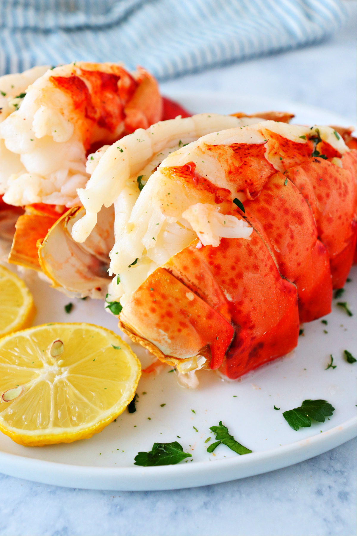 lobster tails A Lobster Tails Recipe