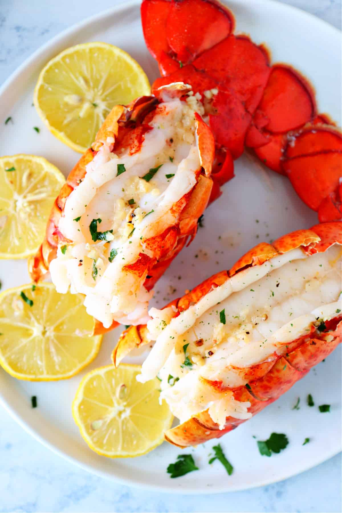 lobster tails B Lobster Tails Recipe