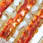oven baked bacon A 150x150 How to Cook Bacon in the Oven