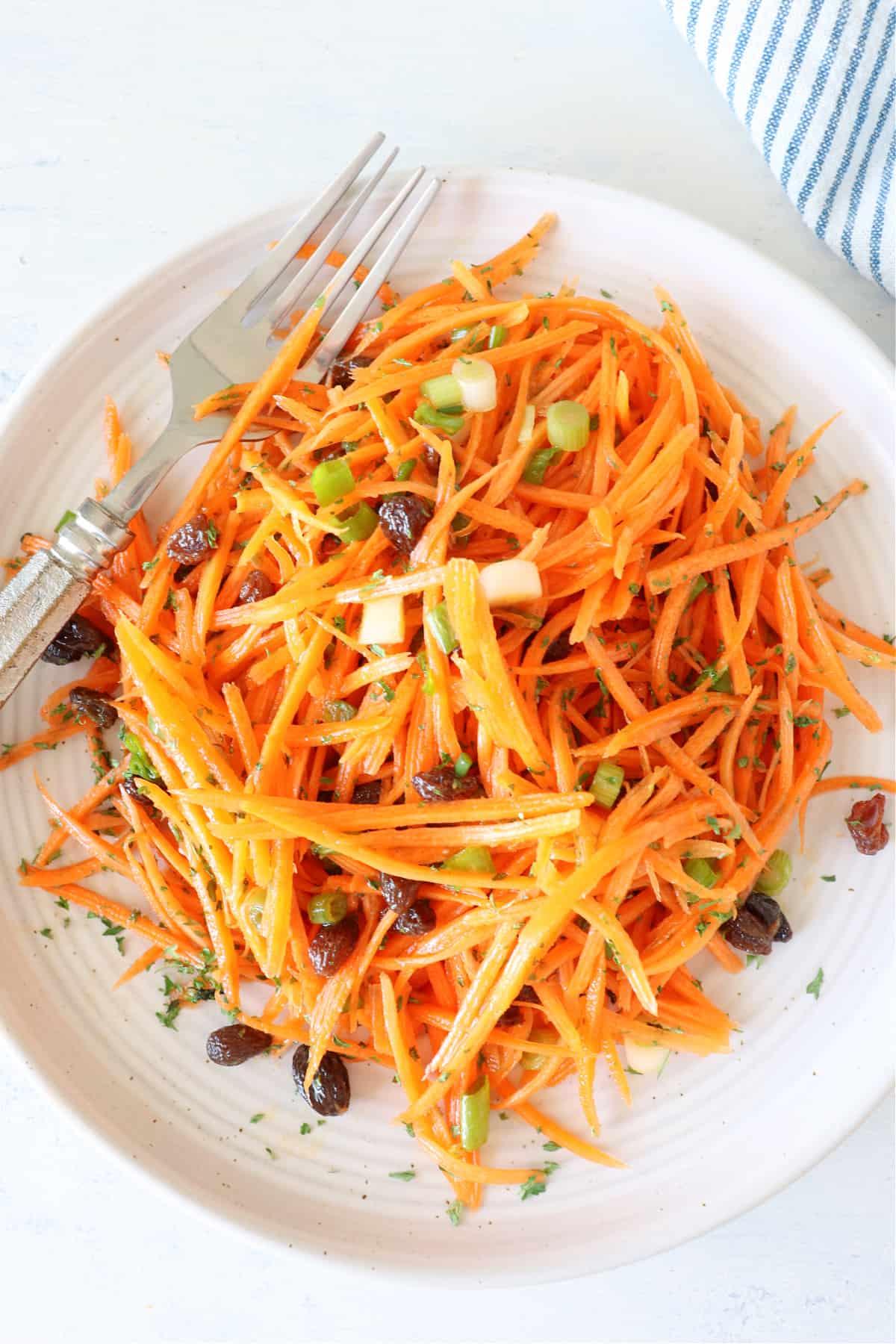 carrot salad C Carrot Salad