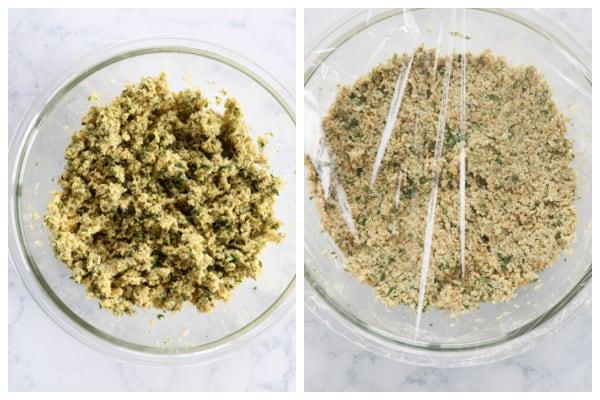 falafel step 3 and 4 Falafel Recipe