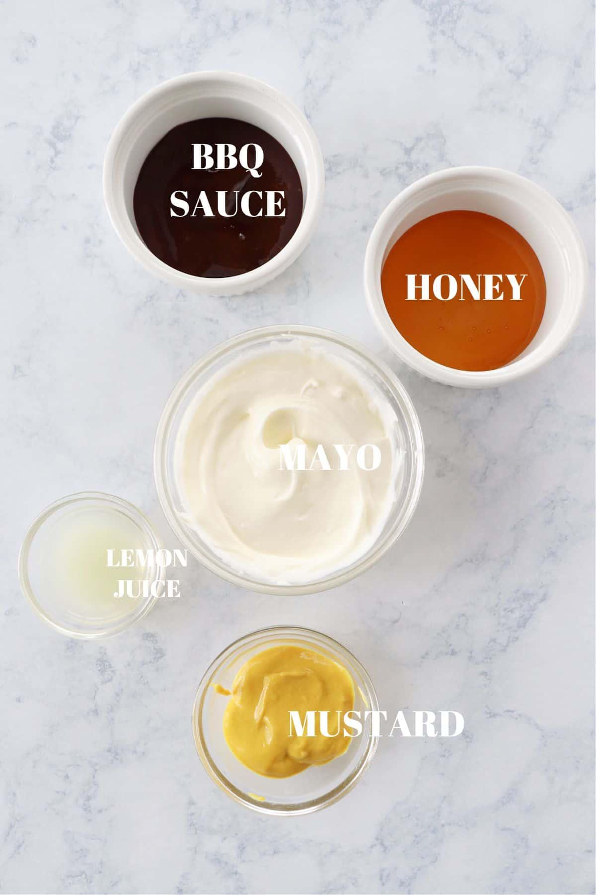 chick fil a sauce ingredients 1 Chick fil A Sauce Copycat Recipe