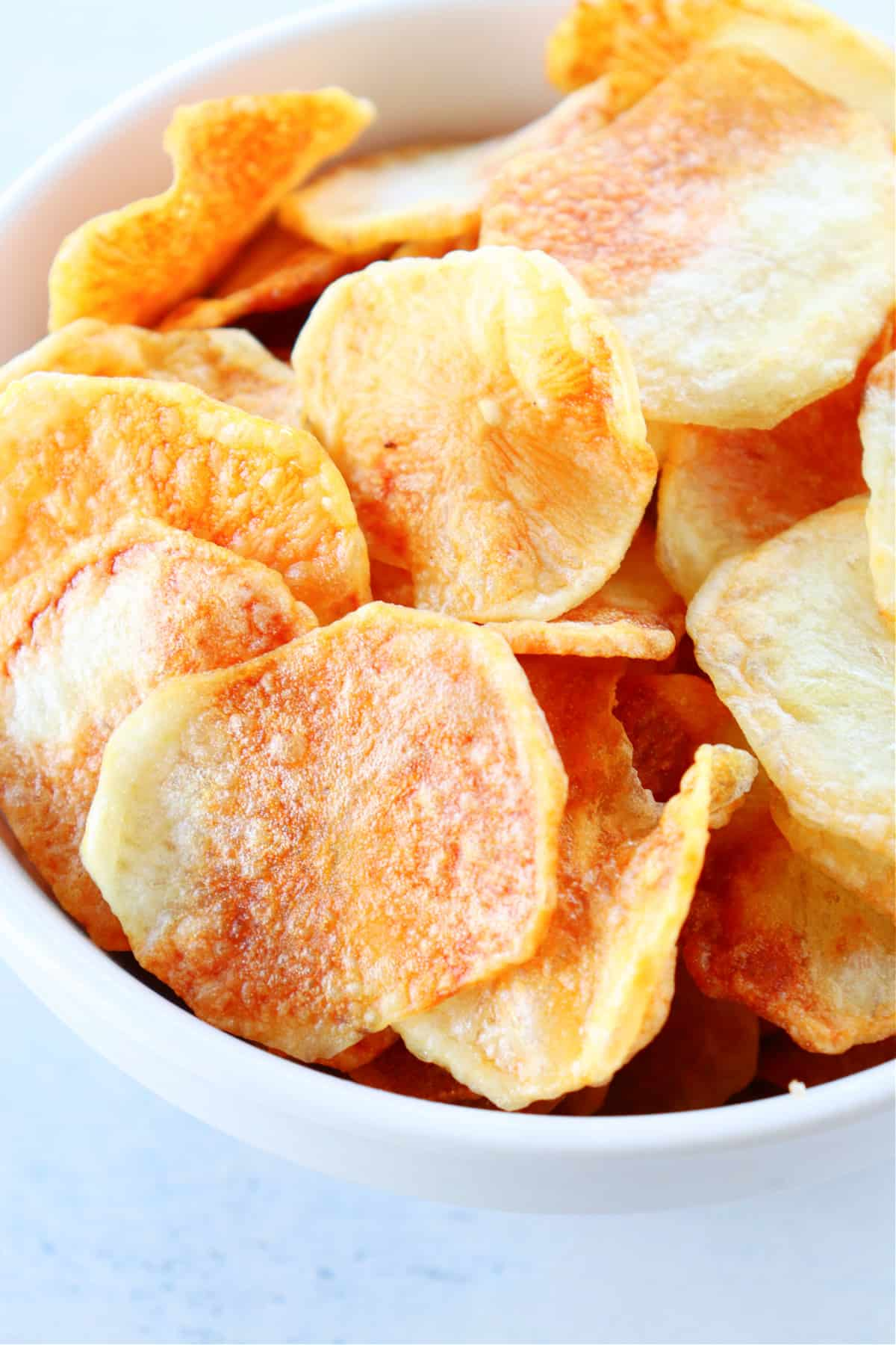 air fryer potato chips 1 Air Fryer Potato Chips