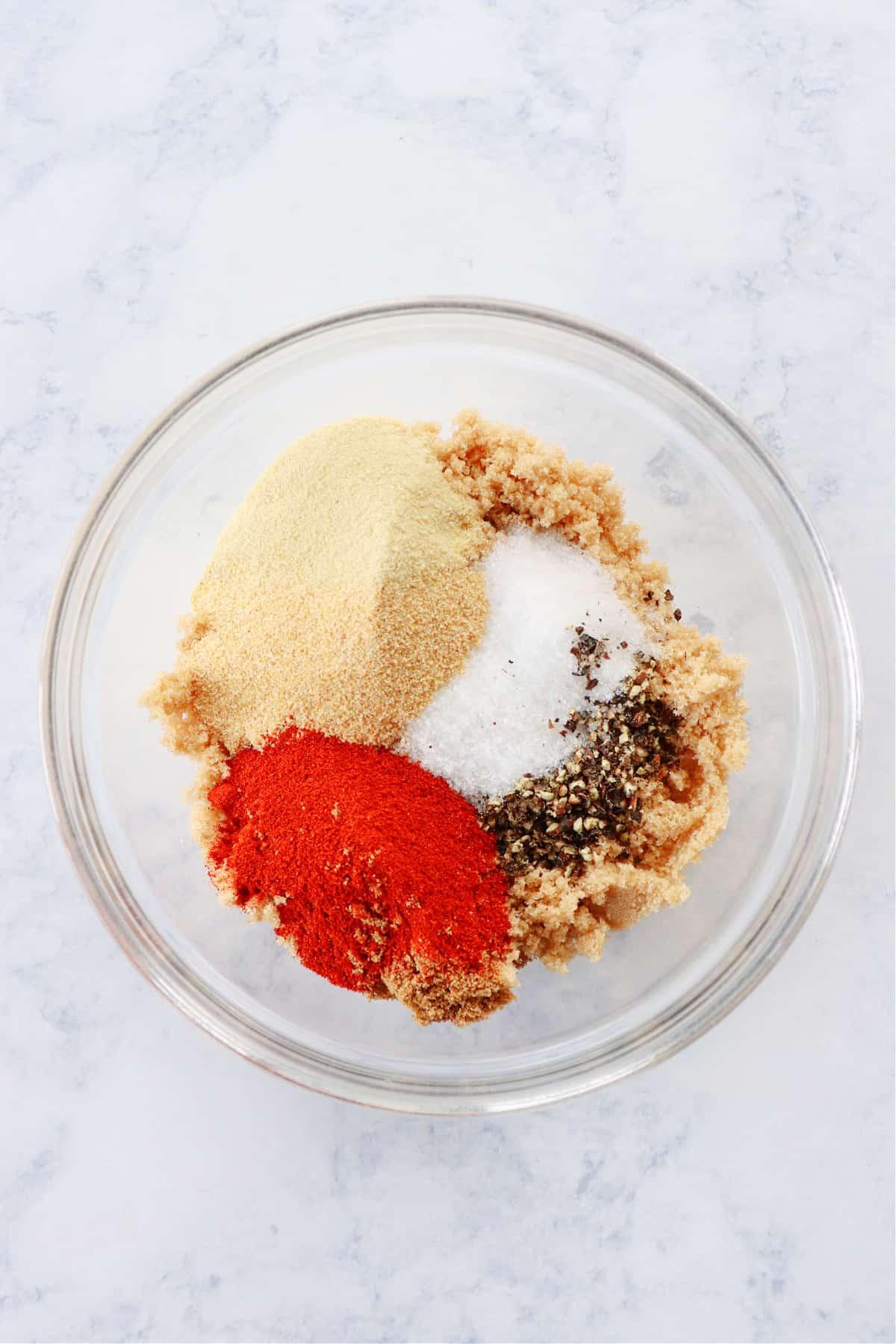 dry rub 3 Dry Rub Recipe
