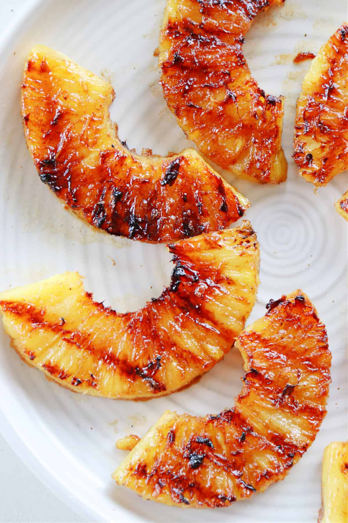 grilled pineapple 1 Grilled Pineapple