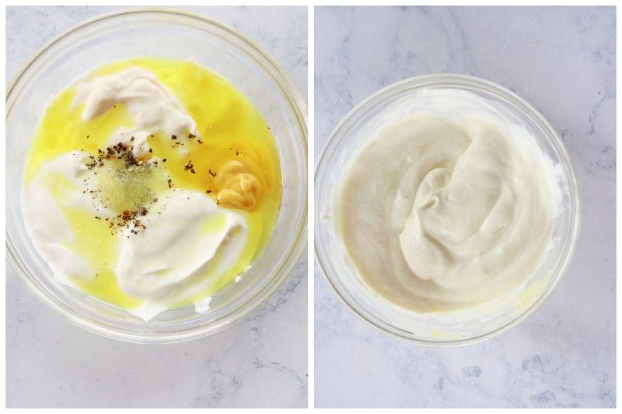 macaroni salad step 1 Simple Macaroni Salad