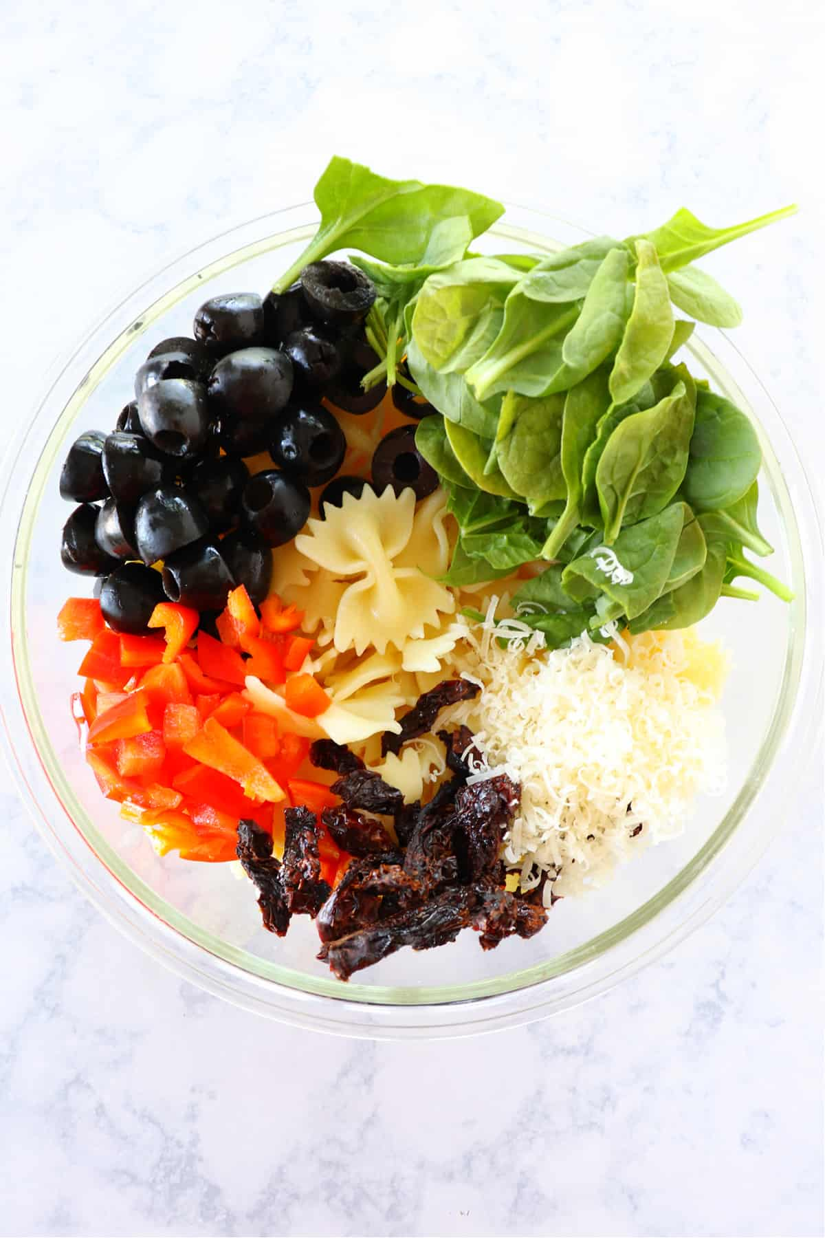 tuscan pasta salad how to Tuscan Pasta Salad
