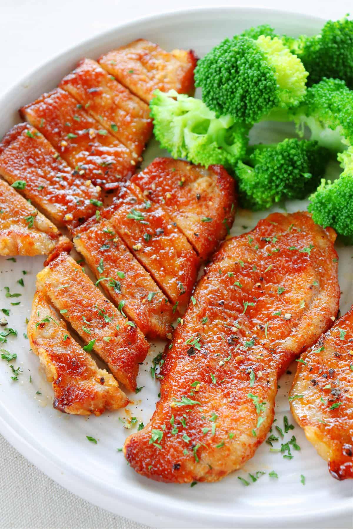 air fryer pork chops 1 1 Air Fryer Pork Chops
