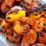 shrimp and sausage skewers 1 150x150 Shrimp and Sausage Skewers (Keto Friendly)