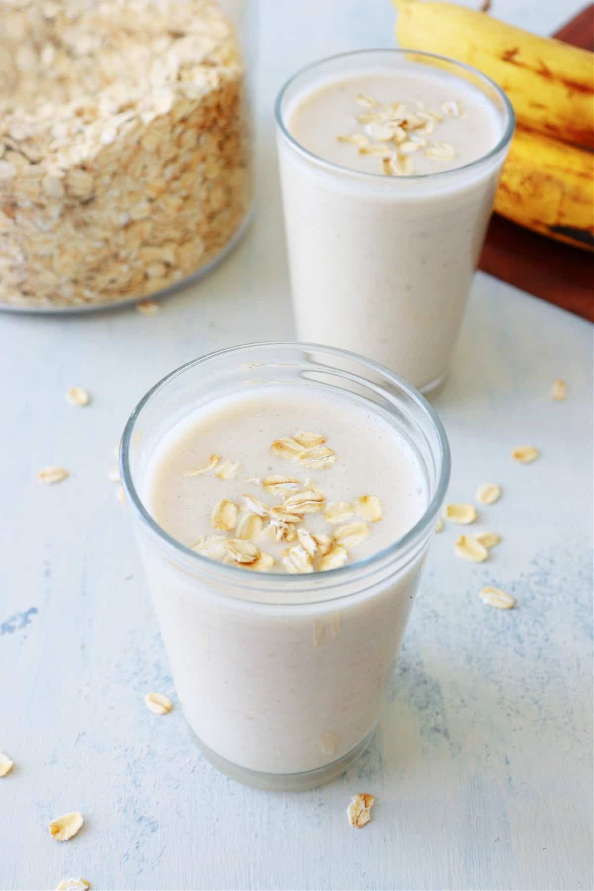 oatmeal smoothie 1 Best Oatmeal Smoothie