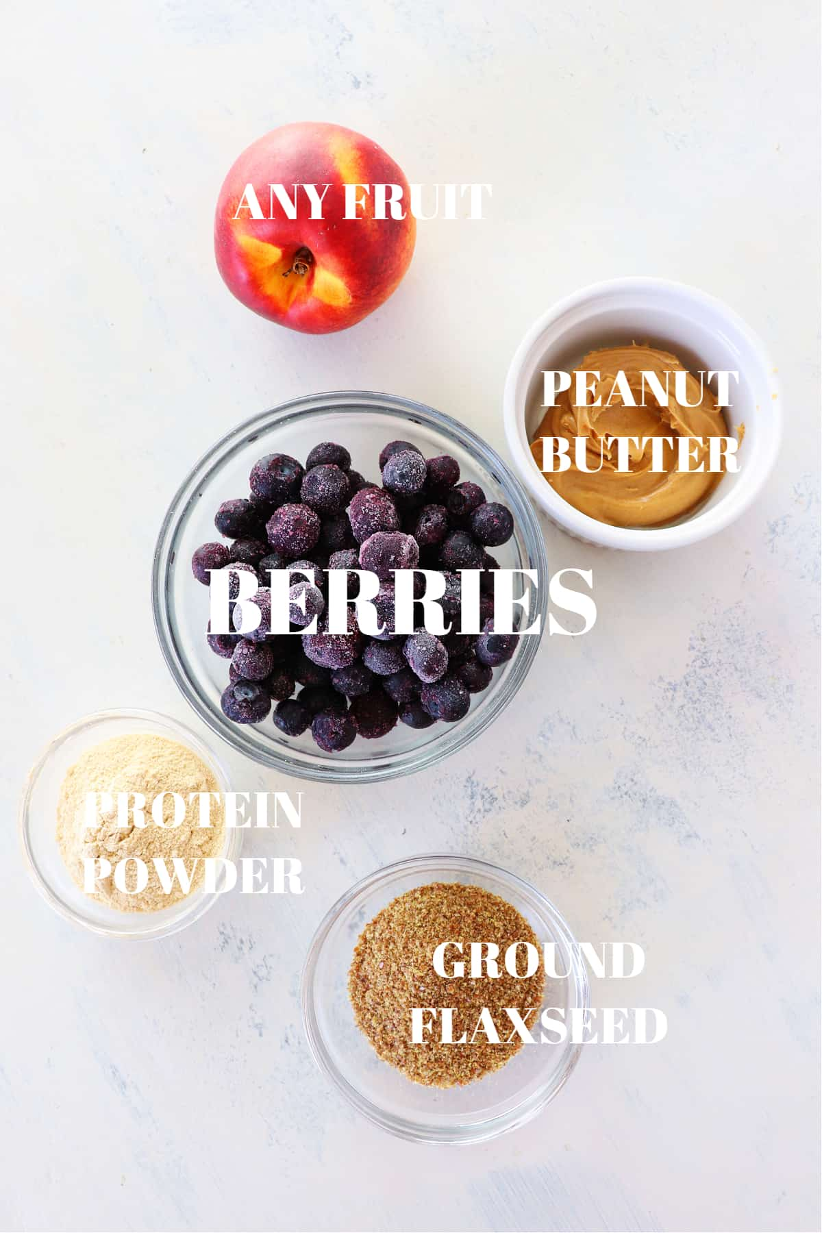 oatmeal smoothie add ons 1 Best Oatmeal Smoothie