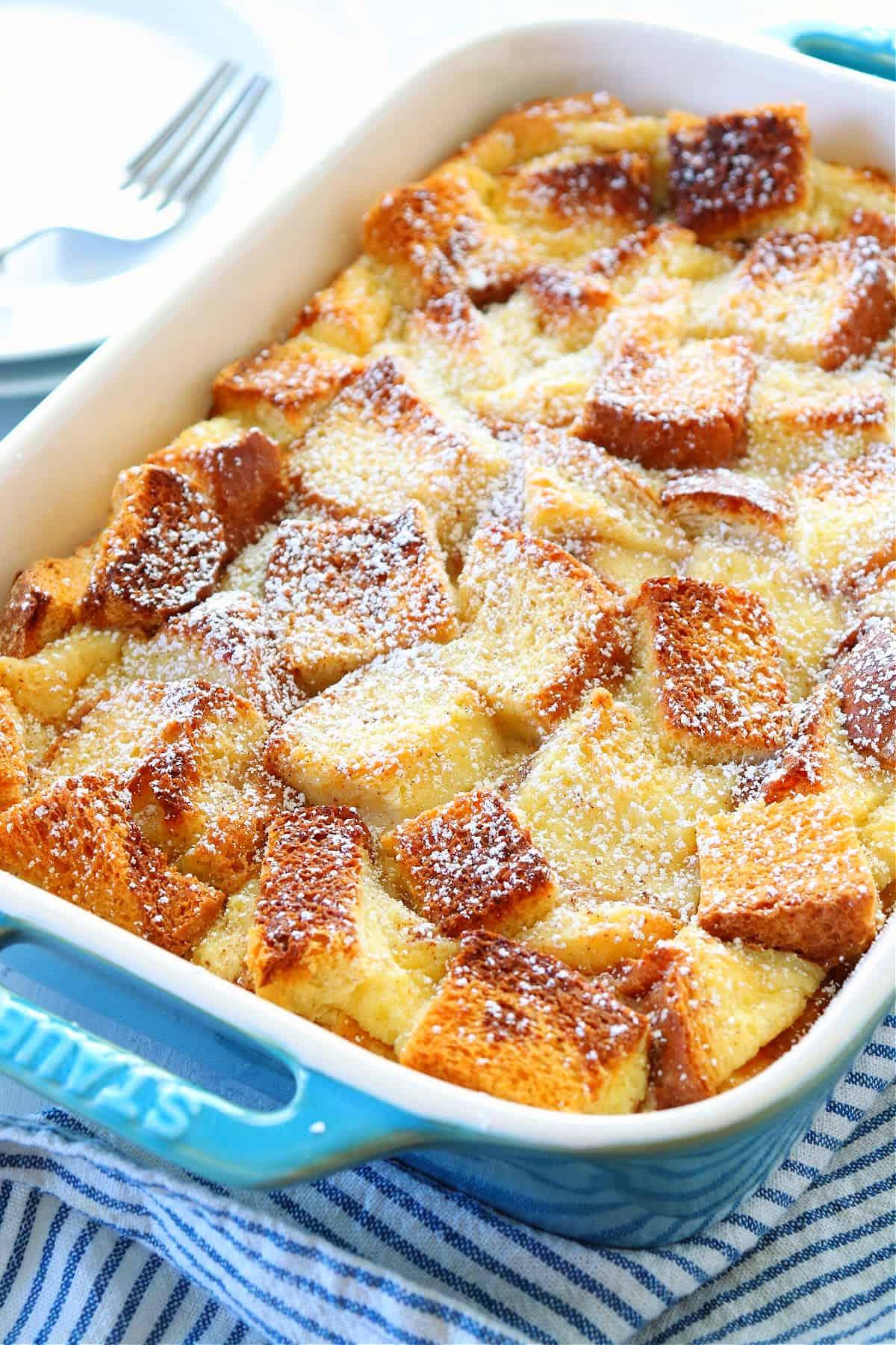 bread pudding 3 copy Bread Pudding Recipe
